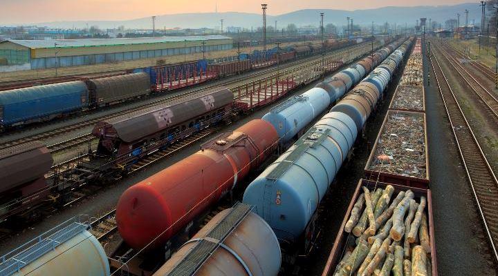 Особливості залізничних перевезень